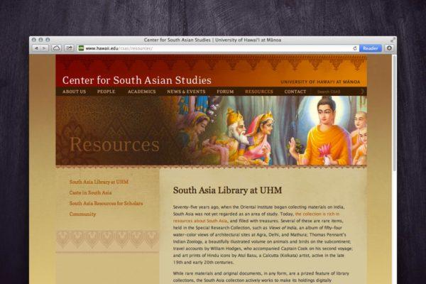 CSAS Website - Resources