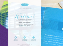Stacey Leong Design Website