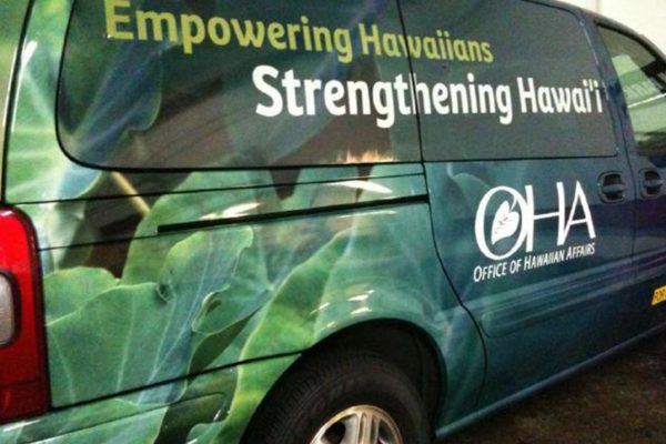 Misc - OHA Vehicle Wrap