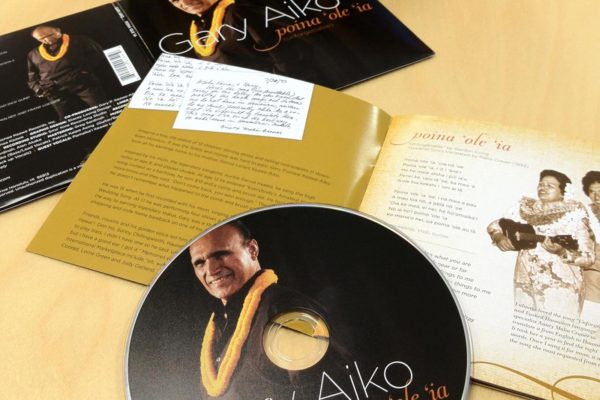 Misc - Gary Aiko CD Preflight